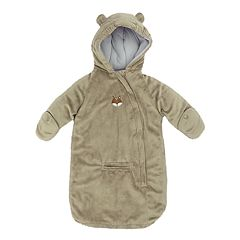 Baby Boy Carter's Raccoon Hooded Heavyweight Pram
