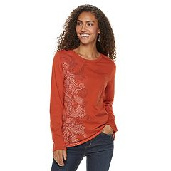 Women's SONOMA Goods for Life™ Fall Graphic Crewneck Tee