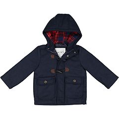 Baby Boy Carter's Toggle Hooded Heavyweight Jacket
