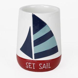 Saturday Knight, Ltd. Set Sail Tumbler