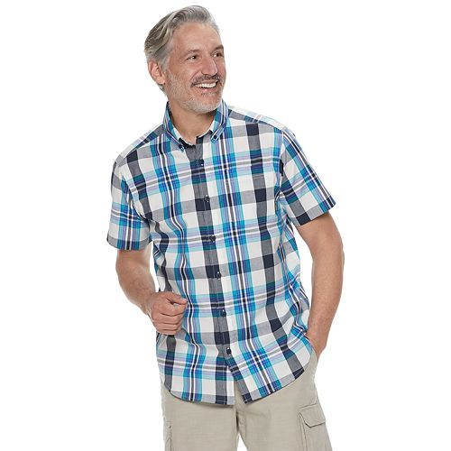 Men's Columbia Rapid Rivers Stretch Button-Down Shirt