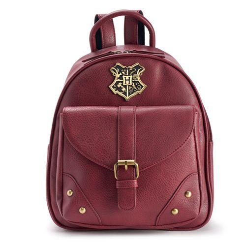 Harry Potter Hogwarts Crest Mini Backpack a52650a7a1508
