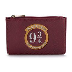 Harry Potter Platform 9 3/4 ID Wallet
