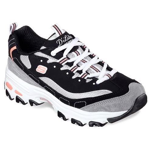 Skechers D Lites New Journey Women s Walking Shoes 98179de1413b