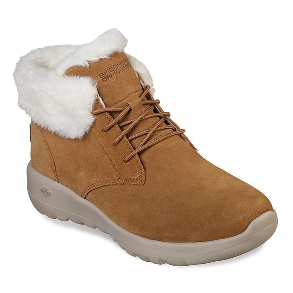 Skechers On The Go Joy Lush Women S Water Resistant Winter Boots