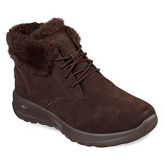 Skechers On The Go Joy Lush Women's Water Resistant Winter Boots