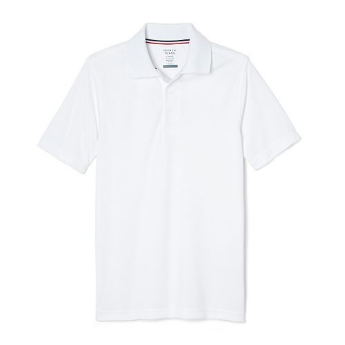 Boys 4-20 French Toast Performance Polo