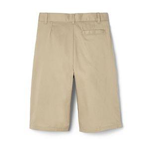 Boys 4-20 French Toast Pleated Twill Shorts