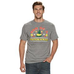 Big & Tall Elf 'Son of a Nutcracker' Holiday Tee