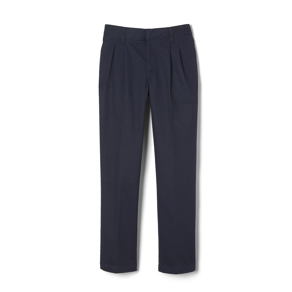 Boys 8-20 French Toast Relaxed-Fit Pleated Pants