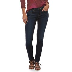 Petite SONOMA Goods for Life™ Supersoft Skinny Jeans