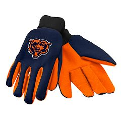 Adult Chicago Bears Utility Gloves