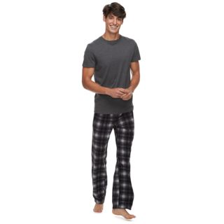 Men's 2-pack Patterned Microfleece Lounge Pants