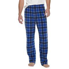 Men's 2-pack Patterned Microfleece Sleep Pants