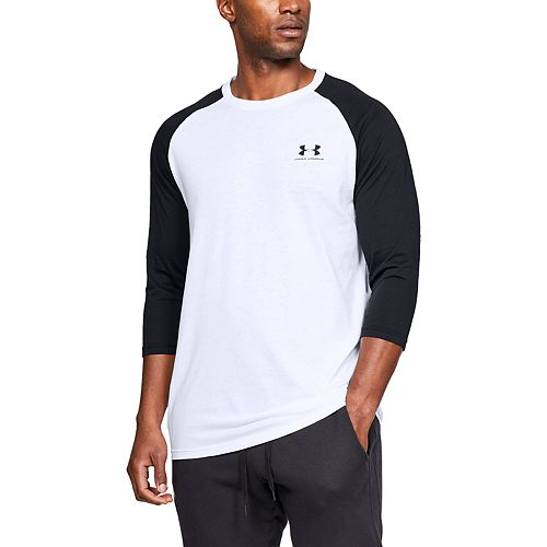 Men's Under Armour Sportstyle Raglan Tee