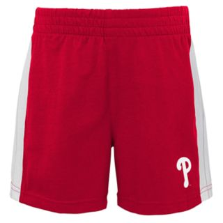 Baby Philadelphia Phillies Henley Tee & Shorts Set