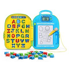 LeapFrog Mr. Pencil and the Go-with-Me ABC Backpack Set