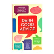 Darn Good Advice Book by Publications International, Ltd.
