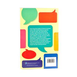 Darn Good Advice Book by Publications International, Ltd.