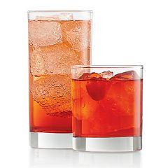 Food Network™ Sleek 16-piece Glassware Set
