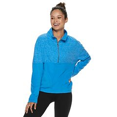 Juniors' SO® 1/2-Zip Fleece Sweatshirt