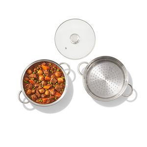 Food Network? Stainless Steel Multipot Set
