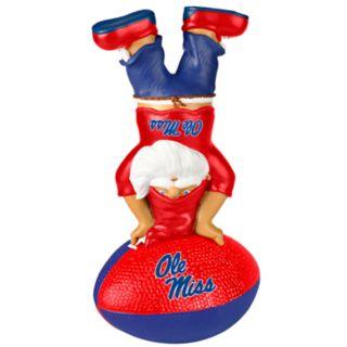 NCAA Ole Miss Rebels Team Gnome