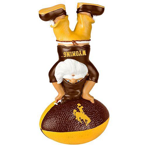 NCAA Wyoming Cowboys Team Gnome