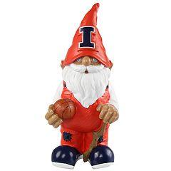 NCAA Illinois Fighting Illini Team Gnome