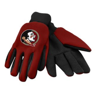 NCAA Florida State Seminoles Team Logo Utility Gloves