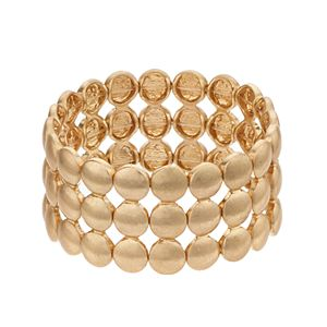 SONOMA Goods for Life® Round Disc Stretch Bracelet