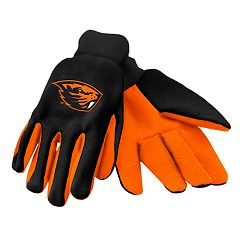 NCAA Oregon State Beavers Team Logo Utility Gloves