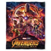 Marvel Avengers: Infinity War Throw