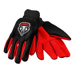 Adult New Mexico Lobos Utility Gloves