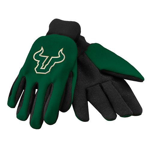 Adult South Florida Bulls Utility Gloves