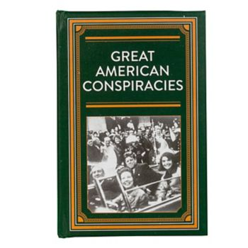 Great American Conspiracies Book by Publications International, Ltd.