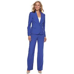 Women's Le Suit Jacket & Pant Suit