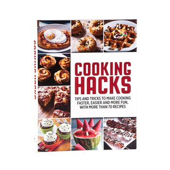 Cooking Hacks Book by Publications International, Ltd.