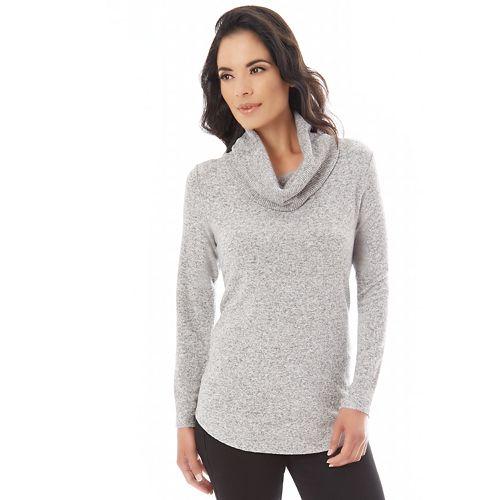 Women's Apt. 9® Soft Cowlneck Sweater