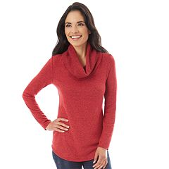 Women's Apt. 9® Soft Cowlneck Sweater