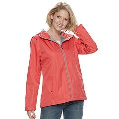 Women's ZeroXposur Shelby Hooded Rain Jacket