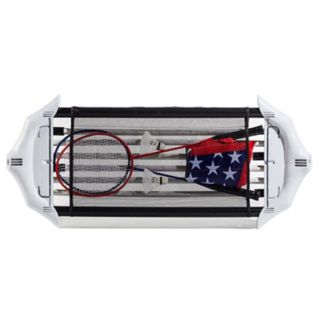 Franklin Sports Quickset Badminton Set