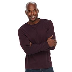 Men's Croft & Barrow® Classic-Fit Easy-Care Crewneck Tee