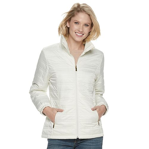 52366fb7a9e Women s Weathercast Hooded Puffer Jacket. (3). Sale