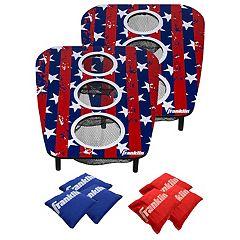 Franklin Sports Red, White, Blue Bean Bag Toss