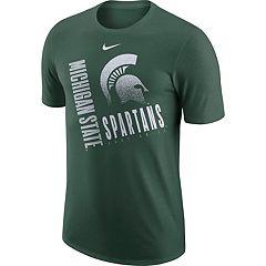 33628b609e2 Men s Nike Michigan State Spartans College Tee