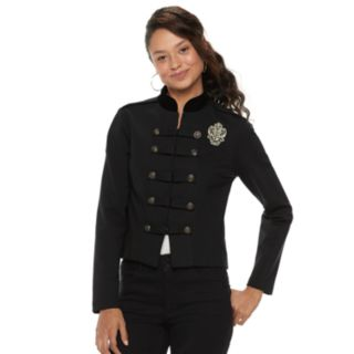 Disney's The Nutcracker Juniors' Collection Black Velvet Jacket