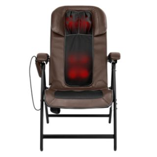 Homedics Easy Lounge Shiatsu Massage Chair