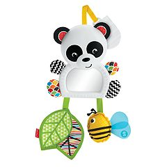 Fisher-Price On-the-Go Panda Toy