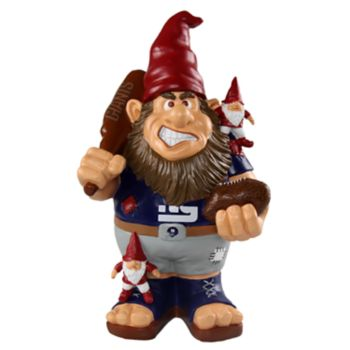 NFL New York Giants Team Gnome